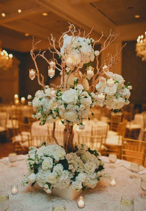 1000 ideas about tree branch centerpieces on