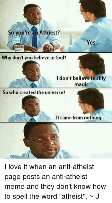 Atheism Memes - anti atheist memes www pixshark com images galleries with a bite