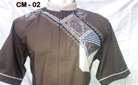 Baju Koko Merk Nabawi andra saputra baju muslim merk atlas