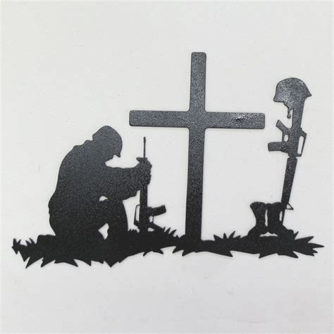 soldier crosses pictures pics images soldier kneeling at cross www imgkid the image kid