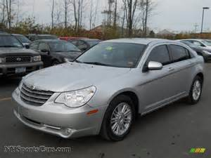 Chrysler Sebring 2007 2007 Chrysler Sebring Touring Sedan In Bright Silver