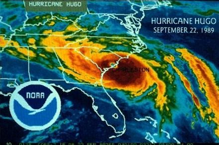 Hurricane Hugo: An Unforgettable Force of Nature   Bulldog