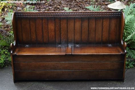 monks bench for sale titchmarsh goodwin box settle hall monks bench seat pew
