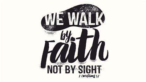 by by walk by faith david crank