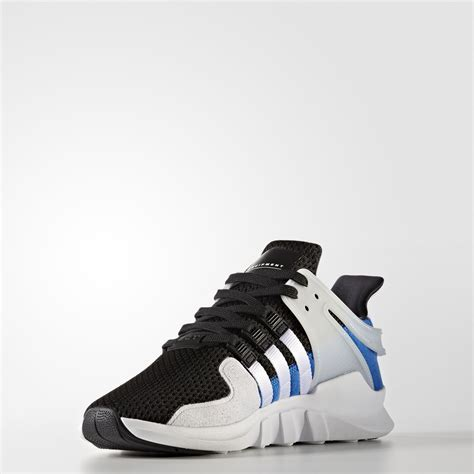 Adidas Eqt Support Adv Black White Premium Quality adidas eqt support adv black white grey inside sneakers