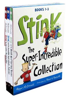 Collection Book Incredibles stink the collection books 1 3 by megan