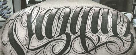 tattoo fonts male custom lettering fonts cekharga