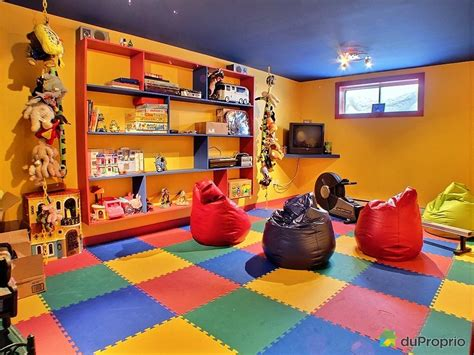 jeux de maison decoration cr 233 er une salle de jeux pour enfants 171 le de l