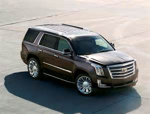 Cadillac Escalade Platinum 2015 2015 Cadillac Escalade Platinum Collection Bows Kelley