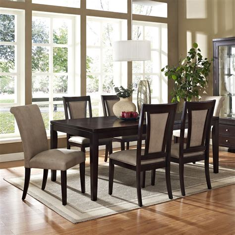 Tips To Get The Best Dining Room Sets Actual Home Furniture Dining Room Table Set