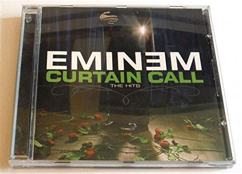 eminem curtain call lyrics eminem curtain call cd covers