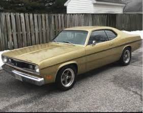 plymouth 340 duster 1970 plymouth duster 340 4 speed for sale photos