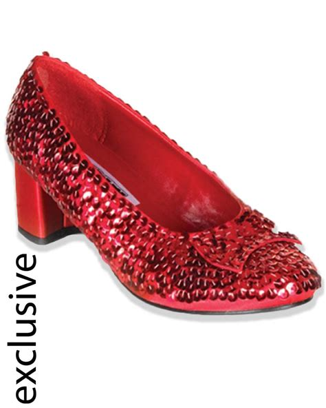 dorothy shoes for dorothy ruby sequined shoes accessories