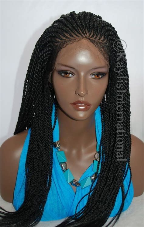 poetic justice box braided lace front wig facebook 55 best images about wigs senegalese twists and braids on