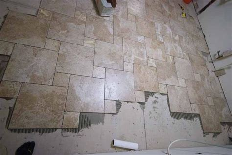 tile pattern with 12x12 and 18x18 hello experts my tile floor project ceramic tile