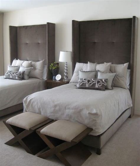 guest bedroom furniture 15 gorgeous upholstered headboards interior design