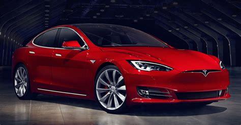 Tesla Model S Price Tag Charged Evs Tesla Model S Gets A Nose Higher