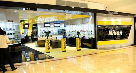 nikon store new nikon store opened in jakarta indonesia mcp