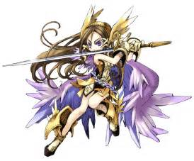 valkyrie dept heaven wiki riviera yggdra union knights in the nightmare gungnir and more