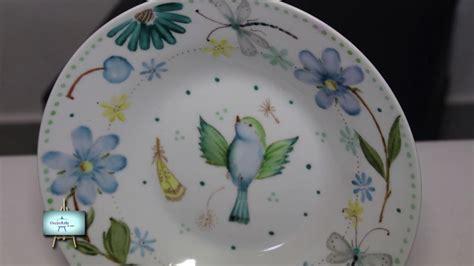 youtube decorarte en casa pintura sobre porcelana lindisimos bordes muy f 225 ciles