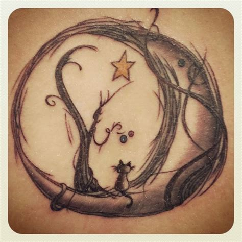 half moon tattoo designs 25 beautiful half moon ideas on sun