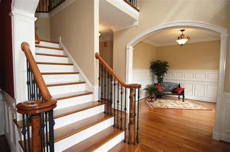 stairs in house 46 beautiful entrance hall designs and ideas pictures