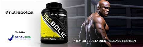 Suplemen Isobolic Nutrabolics Indonesia Powered By Sportisi Indonesia