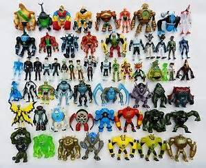 ben 10 action figures 10cm choice 220 omniverse haywire ultimate alien list 1