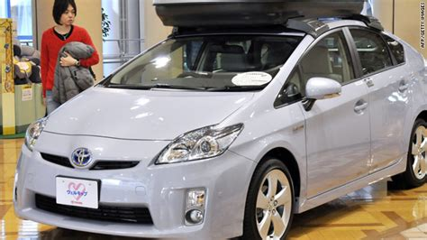 Toyota Recall Cost Prius Success Story Stalls After Recall Cnn