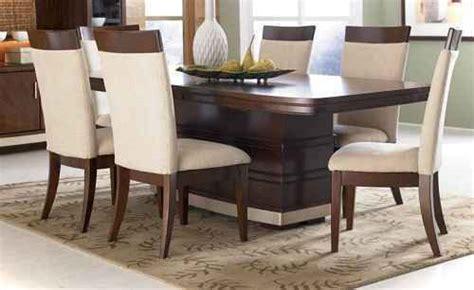 Meja Makan Panjang model meja makan minimalis panjang yang modern dan terbaru