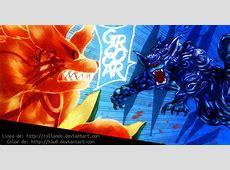 Naruto shippuden wallpapers: Matatabi Hachibi