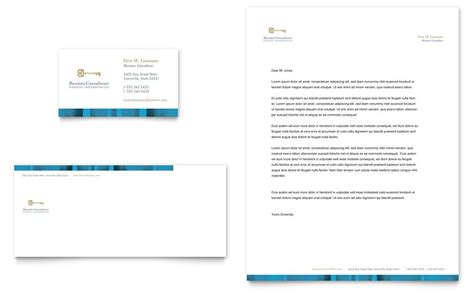 microsoft business templates small business small business consulting business card letterhead
