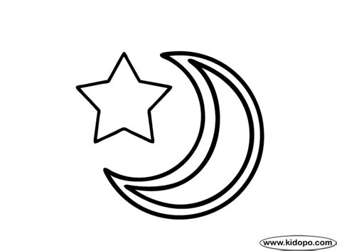shooting star coloring book page coloring pages