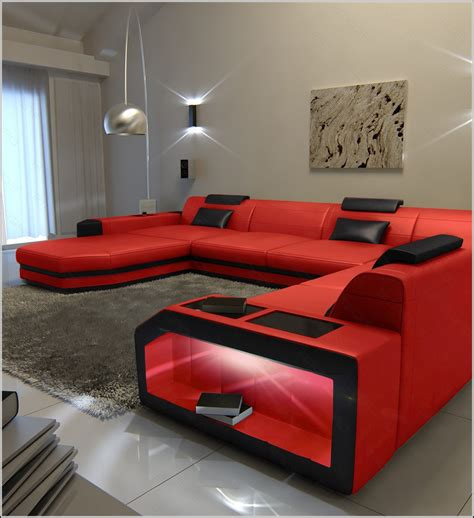 sofa mit led beleuchtung beleuchthung house und dekor