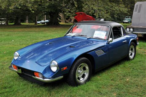 1974 Tvr 2500m 1974 Tvr 2500m Sport Coupe 0607 Photo A G Arao