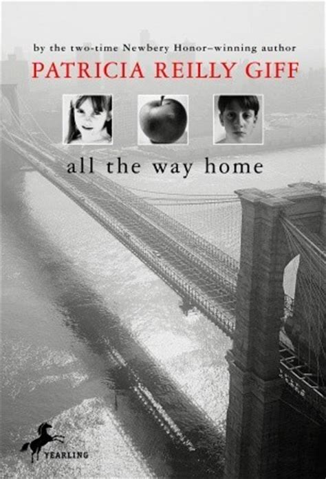 all the way home by reilly giff reviews