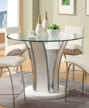high end dining room sets eground gloss height table bar round white pedestal dining table foter