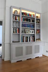 Radiator Cover With Bookcase Wardrobe Company Floating Shelves Boockcase Cupboards