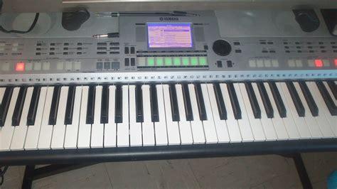 Keyboard Yamaha Psr S550 Second yamaha psr s550 image 653874 audiofanzine