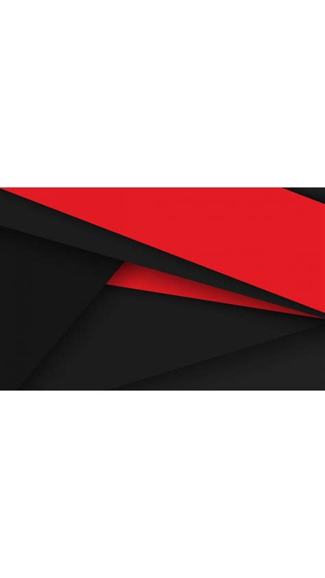 hd wallpaper for android red android 5 lollipop red black abstract material design