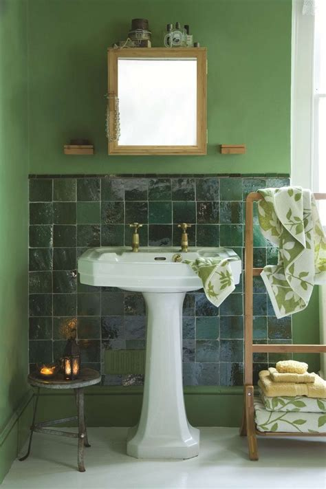 emerald green bathroom 17 best ideas about green bathroom tiles on pinterest