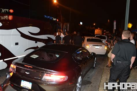 meek mill bentley truck checkout meek mill drake and french montana at club 90