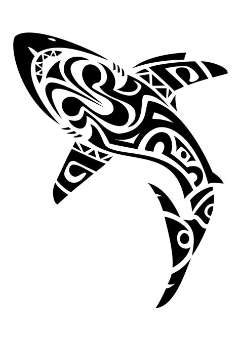 shark tribal tattoos shark tattoos designs ideas and meaning tattoos for you