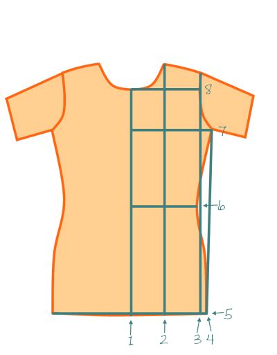 shirt pattern design download mad mim my basic fitted t shirt pattern