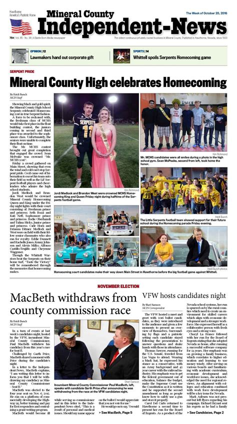 2016 obituaries monroe county independent october 20 2016 mineral county independent news