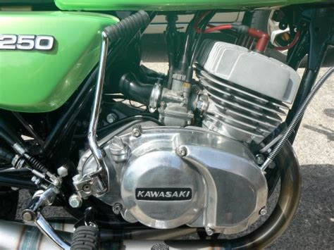 Motorrad Poster Kawasaki by 1978 Kawasaki Kh250 B3 Motorcycle For Sale