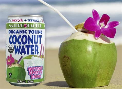 carbohydrates kya hai coconut water