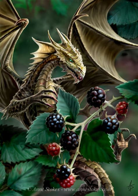 blackberry eating theme blackberry dragon by ironshod on deviantart