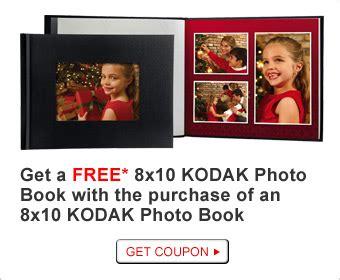 kodak picture book another bogo free kodak photo book printable free cvs