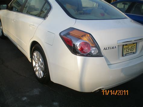 2009 nissan altima brake light 2009 nissan altima before after photos auto body